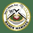 RAMEN MANIACSスタンプ