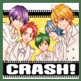 CRASH!スタンプ