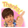 Seiya Sanada sticker