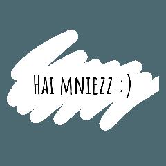 ini stiker mniezz