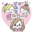 girls sticker.2