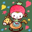 Satoshi's big happy characters
