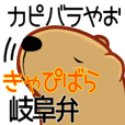 Kyapibara Gifu valve