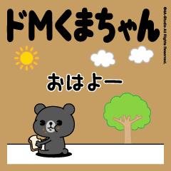 ドMくまちゃん2(毎日使える)黒熊