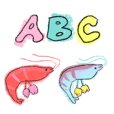 Animation of shrimp