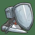 Full-Helm Bravo: Duelist