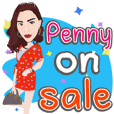 Penny on sale