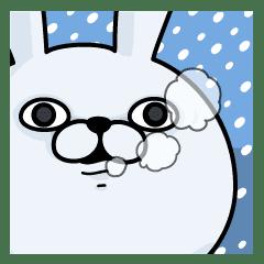 Rabbit100% winter