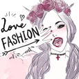 Fashionabl Sticker