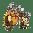 Viking und Sohn