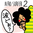 AFRO SURFER 2