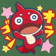 オラゴン(モンストアニメ)