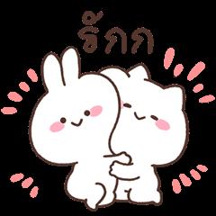 Lovely Mimi and Neko