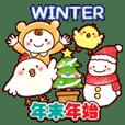Warm & Fuzzy[winter]