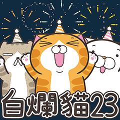 白爛貓23☆一起動☆