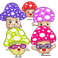 迷人的蘑菇世界