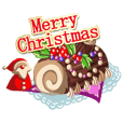 Christmas stickers 2018