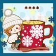 大人のやすらぎ「寒い季節」の日常カスタム