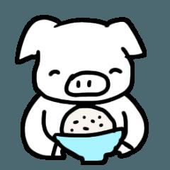 Kind Pig