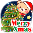 Honorific Bear 's Christmas & New Year 2