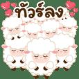 Sheep Sheep Cute little sheep