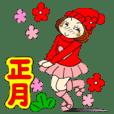 Castor bean-chan 72