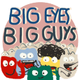BIG EYES, BIG GUYS(ver.2) suzy & friends