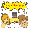 Grandpa Ginseng enjoy festival with you