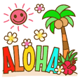 Hawaiian adult sticker1