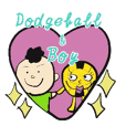 Dodgeball & boy
