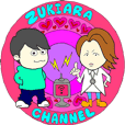 ZUKIARA Channel Sticker