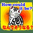 猫で英会話 よく使う英語編vol2