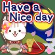 Natural cat, Princess Kaguya english