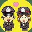 ตำรวจไทยอวยพร