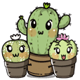 The Cactus Playground Gang