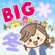 【BIG】冬~新春♡ナチュラルガール