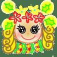 X`mas Hula girl Kilala