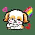 絵描きサリー☆ほのぼの動物スタンプ