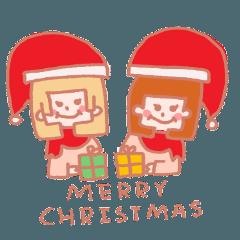 疑問句與蔡小妹聖誕節購物篇