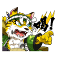 SENGOKU PUZZLE!! ANIMAL DAIGASSEN No.03