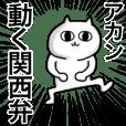 超高速で動く!関西弁ツッコミねこ