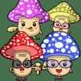 Charming World of Mushrooms
