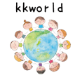 kkworld-kumi Original Sticker