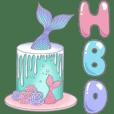Happy Birthday Cute greetings : Animated