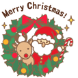 [Move] Cute Santa's daily  and Christmas