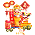 HAPPY CHINESE NEW YEAR AND LUCKY