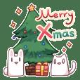 喵喵小白喵〜聖誕篇〜
