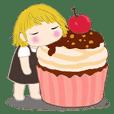 オレンジ(女の子)7- 食品と日常会話