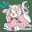 Mikomai Momo