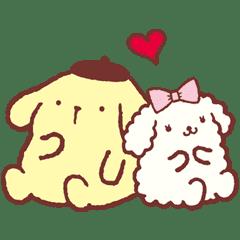 布丁狗(感情融洽篇)